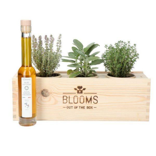 Bloombox relatiegeschenk