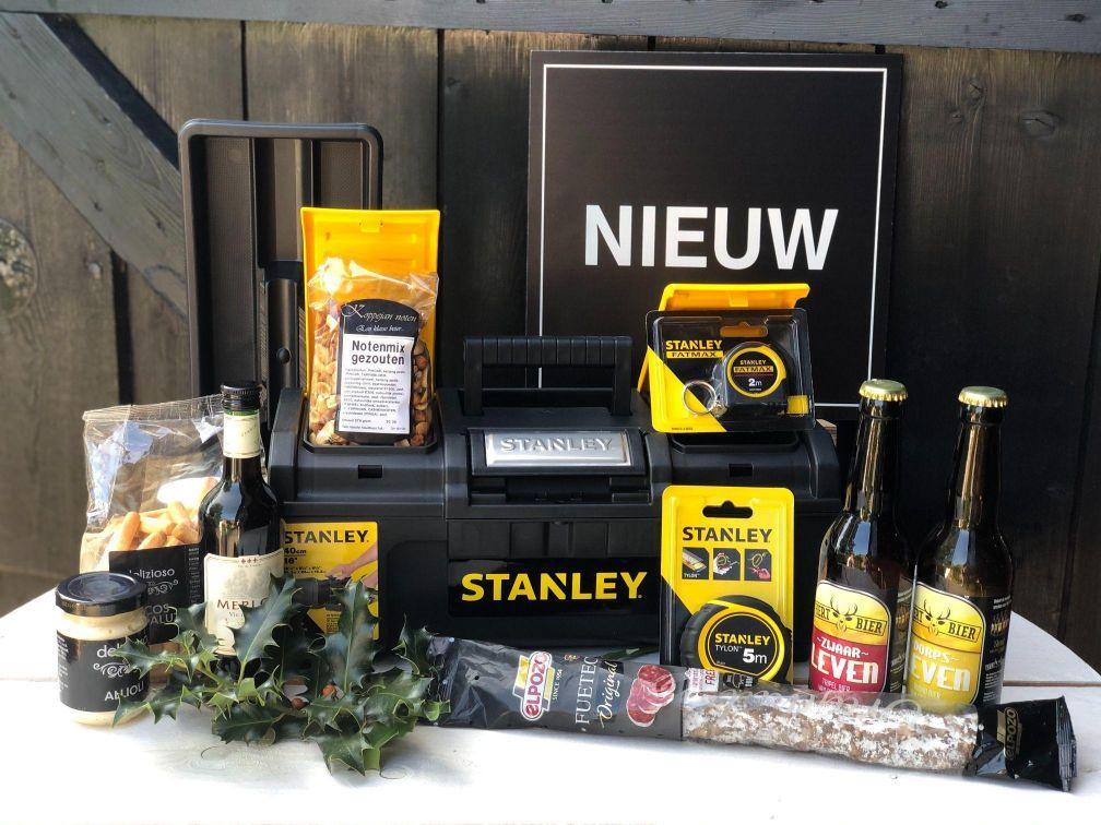 Kerstpakket Stoer Mannen Stanley Bier