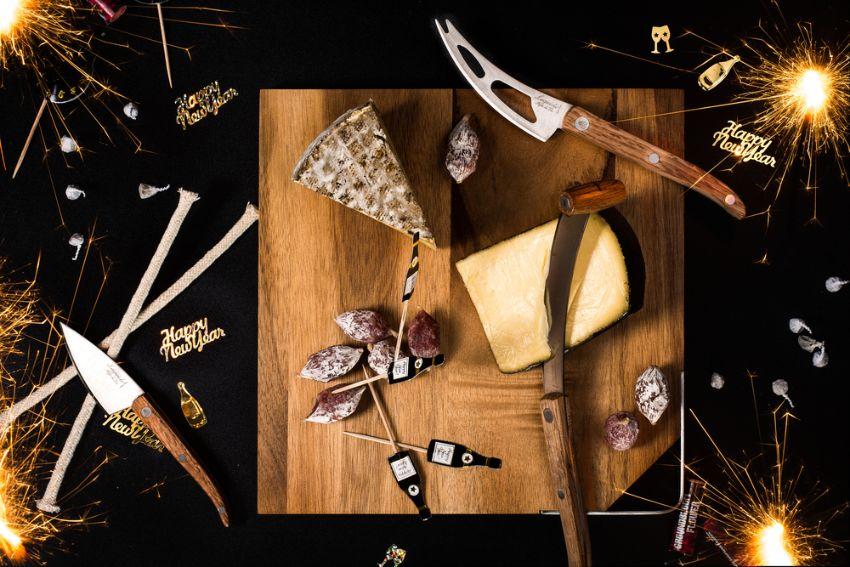Kaas serveren in stijl