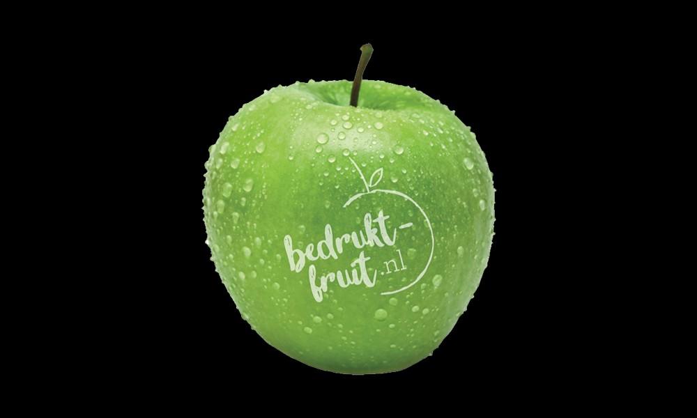 Bedrukt fruit als relatiegeschenk