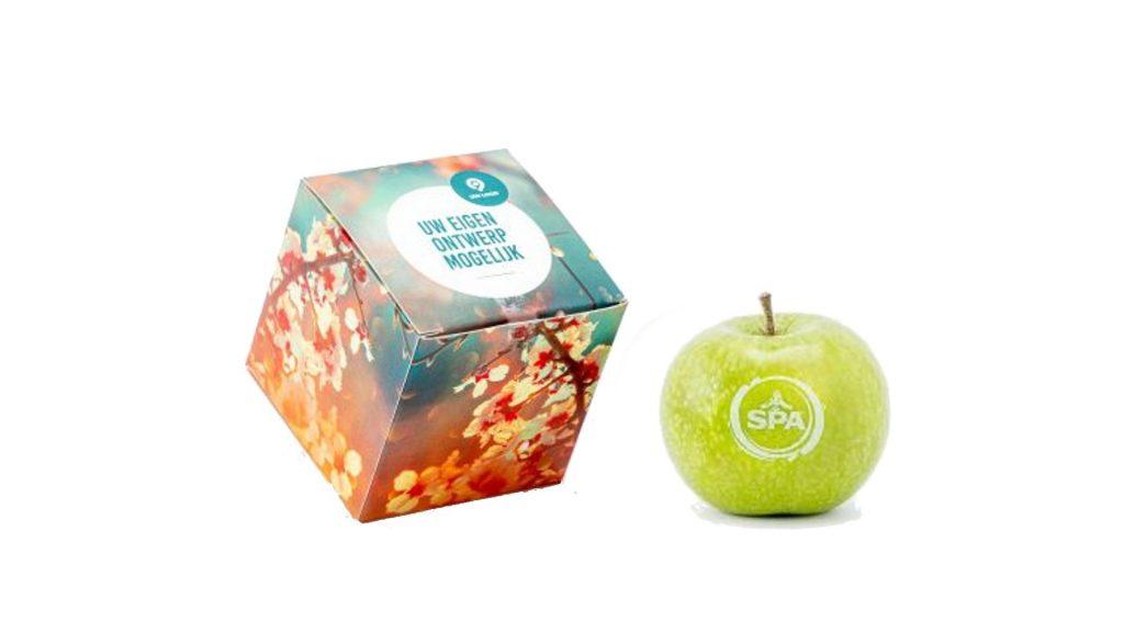 Bedrukt fruit personalisering