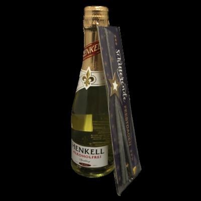 Champagne en sterretjes